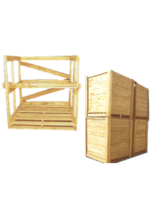 Boxes and Crates